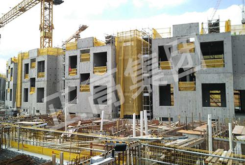 香港九肚山别墅工程毛胚项目-铝模板设计