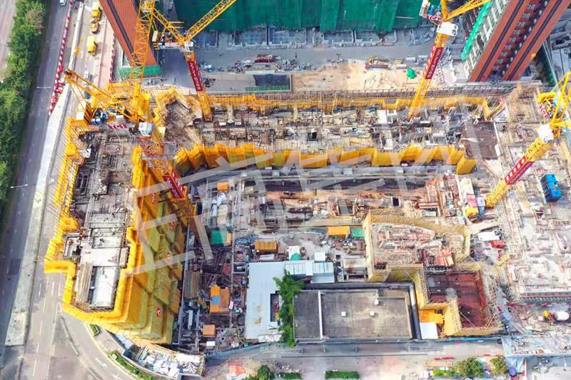 香港白石角项目