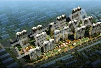 武汉盛世江城项目-铝模板设计
