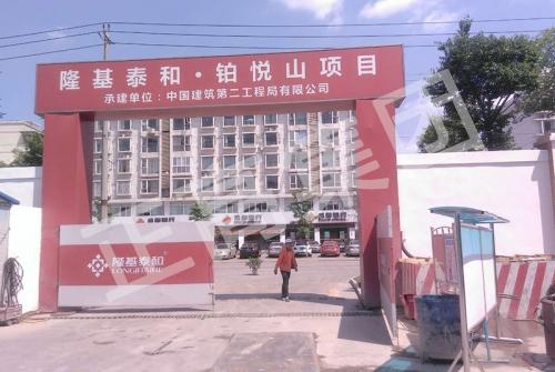 重庆铂悦城项目