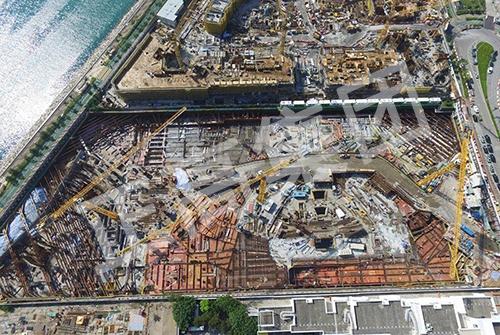 香港93.126工厂项目-铝模板生产加工