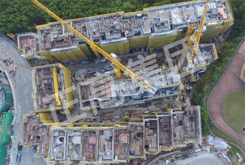 香港九肚山别墅工程项目-铝模板厂家