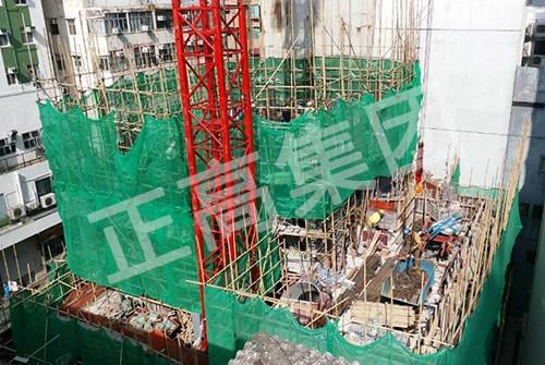 香港田湾工程项目-铝模板生产加工