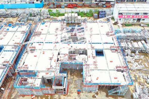 铝模板生产加工介绍铝模板施工全过程