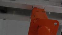 拆除楼面铝模板